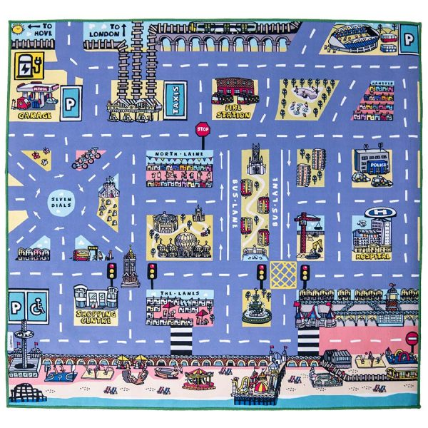 Brighton Car Play Mat | Best Kids Toys 2020, Toys for Toddlers, Educational Toys